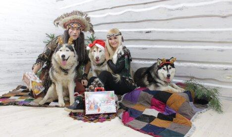 Индейский Новый Год