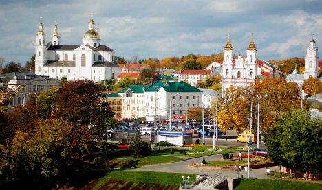 Весенний Витебск
