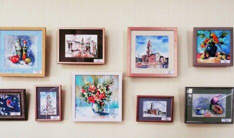 Выставка-продажа картин